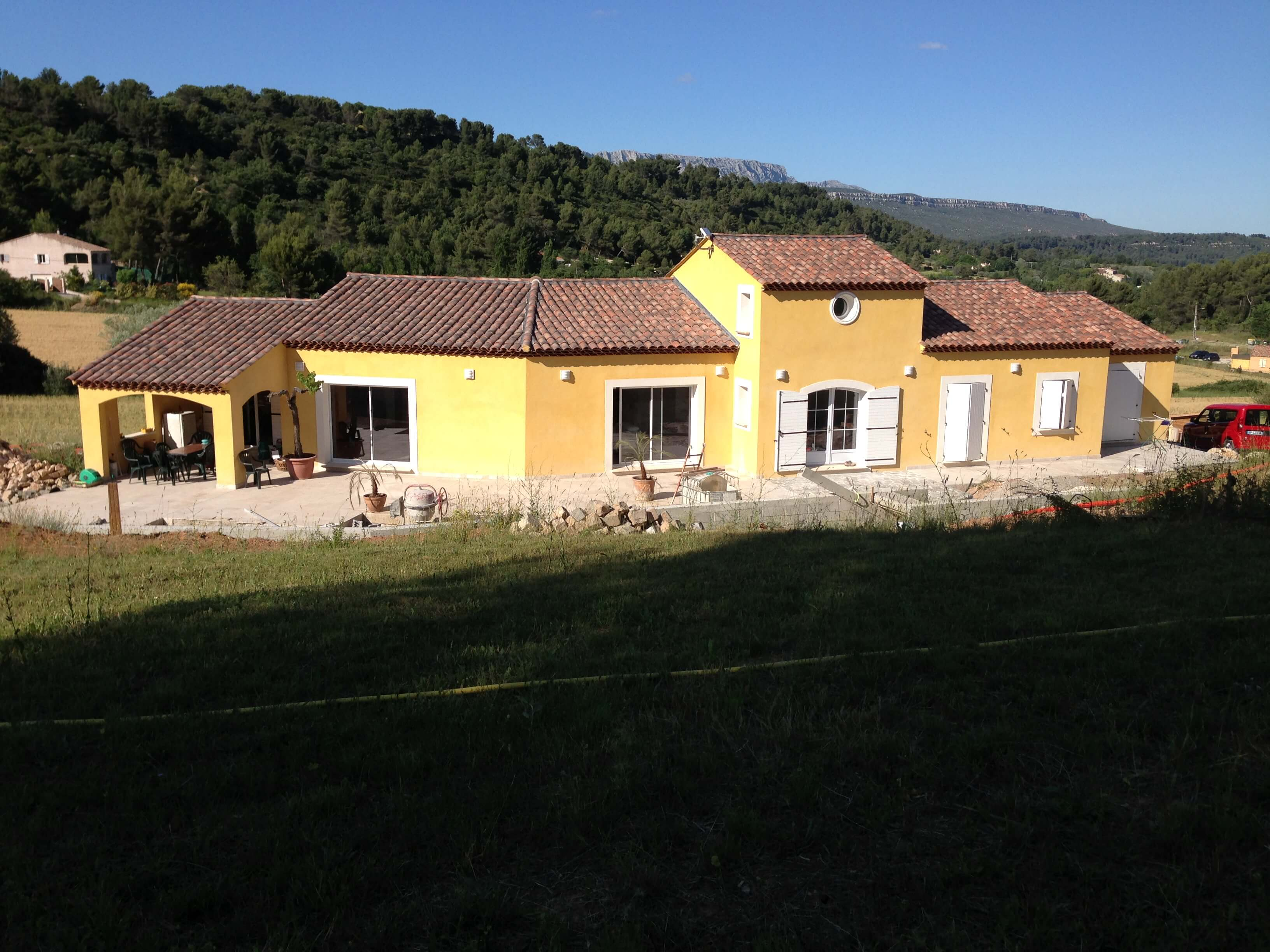 Jhs constructeur de maison r novation et couverture for Constructeur renovation maison